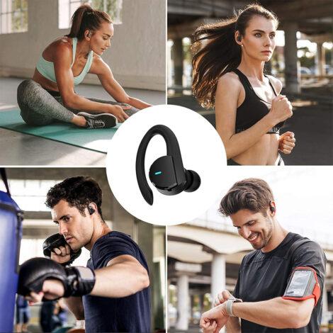 Auricolari Bluetooth Sport Holyhigh
