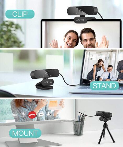 Webcam agptek smartworking