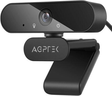 Webcam PC videoconferenze agptek