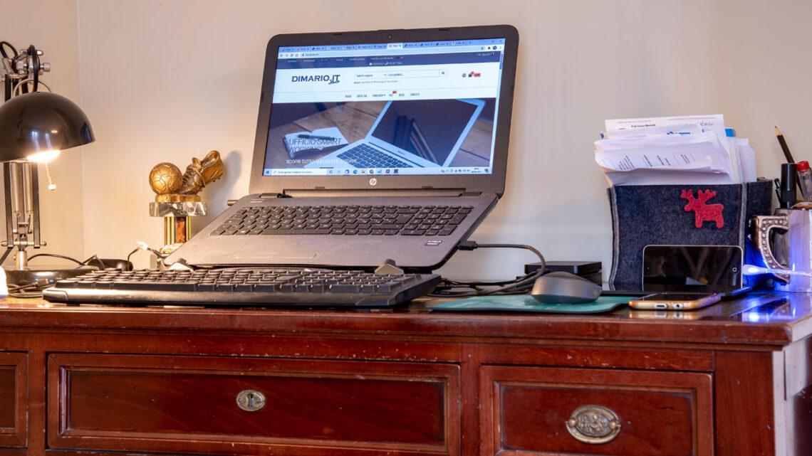 Smart Working, ufficio dimario.it