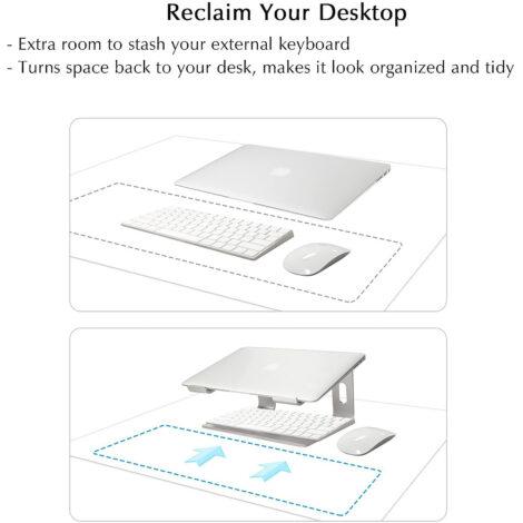 Supporto PC portatile BoYata